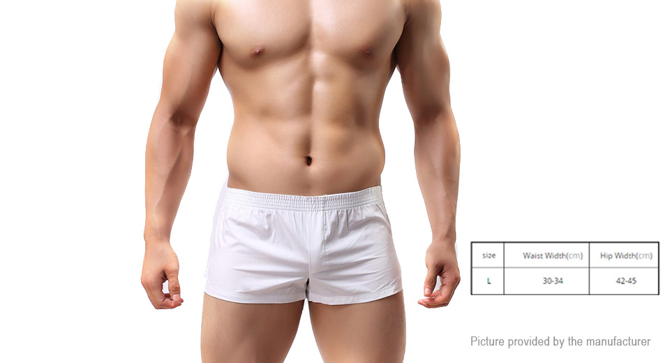 Product Image: men-s-breathable-cotton-casual-sports-shorts-size