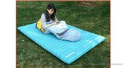 Naturehike Outdoor Camping Inflatable Sleeping Pad Press Type Air Mattress (Size S)