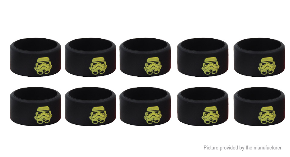 Product Image: authentic-vapethink-steam-shark-rubber-vape-band