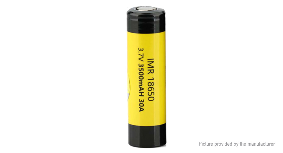 Product Image: authentic-listman-imr-18650-3-7v-3500mah