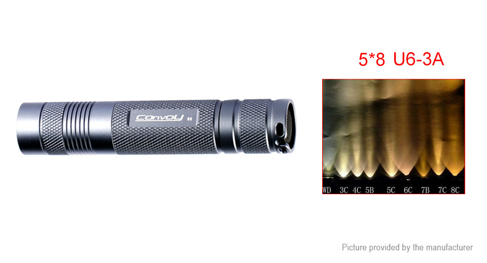 Product Image: convoy-s2-led-flashlight