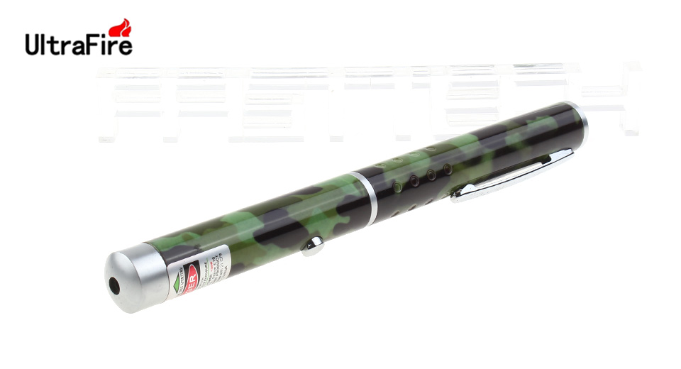 Product Image: ultrafire-5mw-532nm-single-dot-green-laser-pointer
