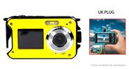DC16 1080p 16X Zoom Dual Screen Digital Camera (UK)