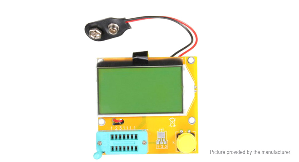 Product Image: lcr-t3-transistor-tester-resistance-capacitance