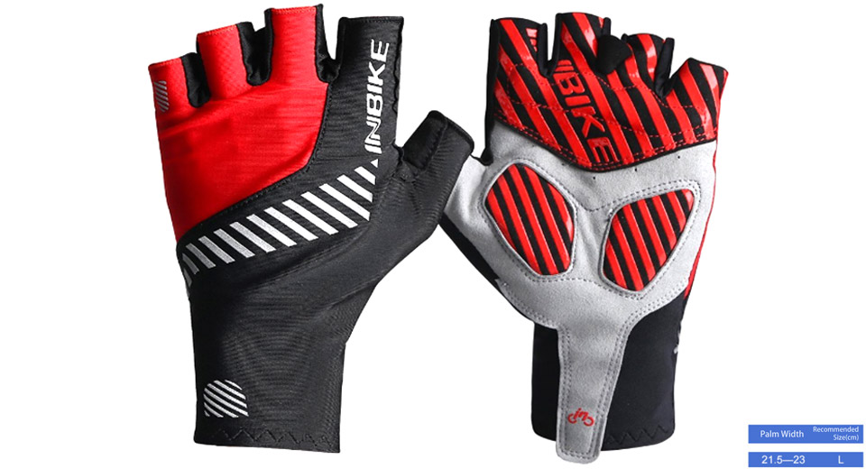 Product Image: inbike-unisex-outdoor-sports-cycling-half-finger
