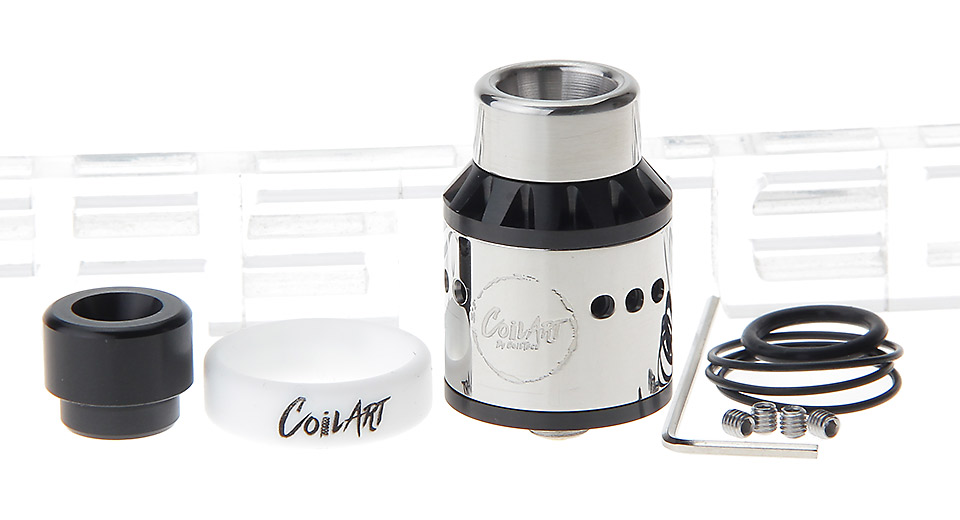 Product Image: authentic-coilart-azeroth-rda-rebuildable