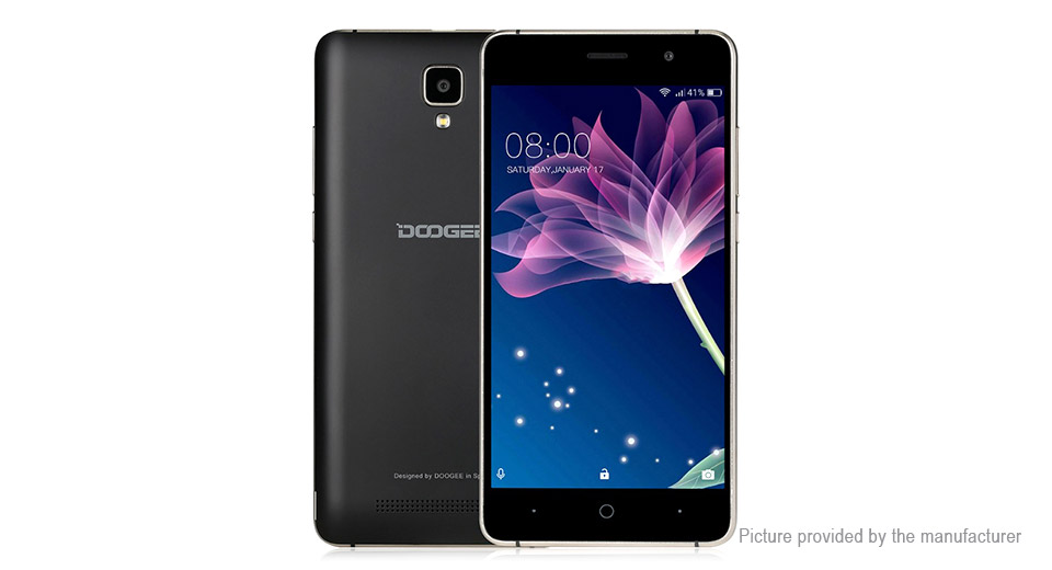 Product Image: doogee-x10-5-ips-dual-core-marshmallow-3g