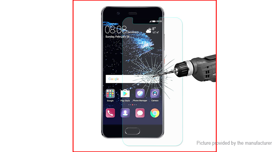Hat.Prince 2.5D Tempered Glass Screen Protector for Huawei P10 Lite