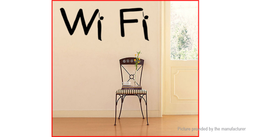Wifi Styled Wall Sticker Home Decor