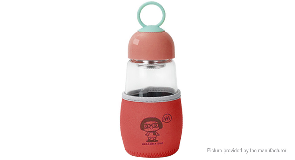 Product Image: wote-mmj-065-cute-cartoon-pattern-water-bottle