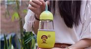 WOTE MMJ-065 Cute Cartoon Pattern Water Bottle