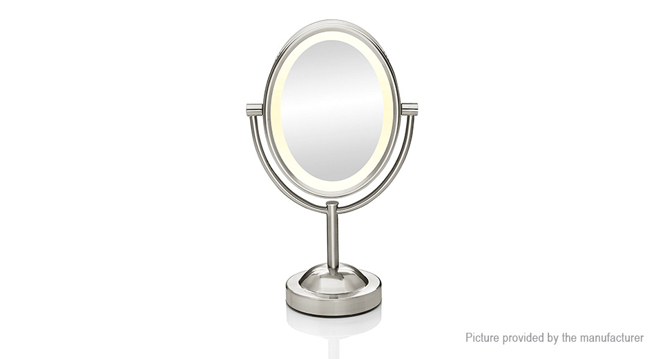 Product Image: 8-double-sided-led-light-5x-magnifying-makeup