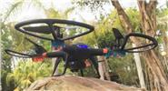 Authentic Global Drone GW007-2H R/C Quadcopter (2MP)