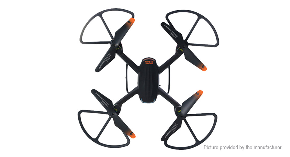 Authentic Global Drone GW007-2H R/C Quadcopter (Wifi FPV, 0.3MP)