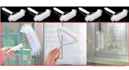 Screen Window Cleaning Brush Anti-Mosquito Net Brush Window Cleaner (5-Pack)
