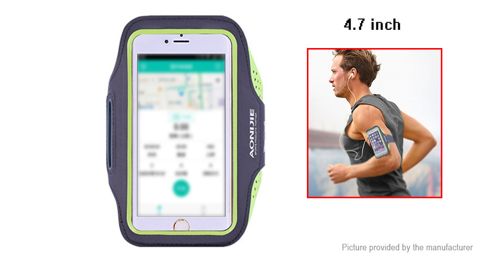 Product Image: aonijie-t880-sports-running-armband-phone-case-bag