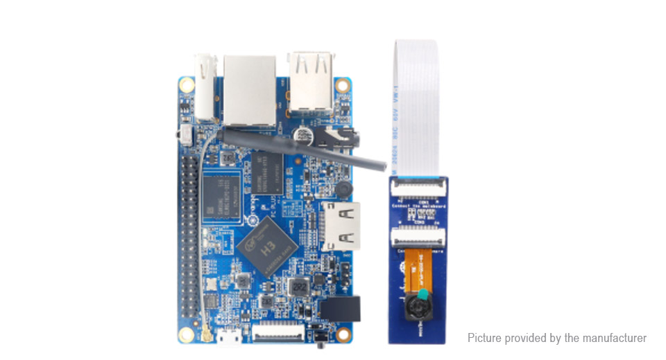 Product Image: authentic-orange-pi-pc-plus-development-board