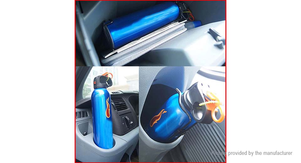 Portable Car Flamefighter / Fire Extinguisher for Tesla (500g)