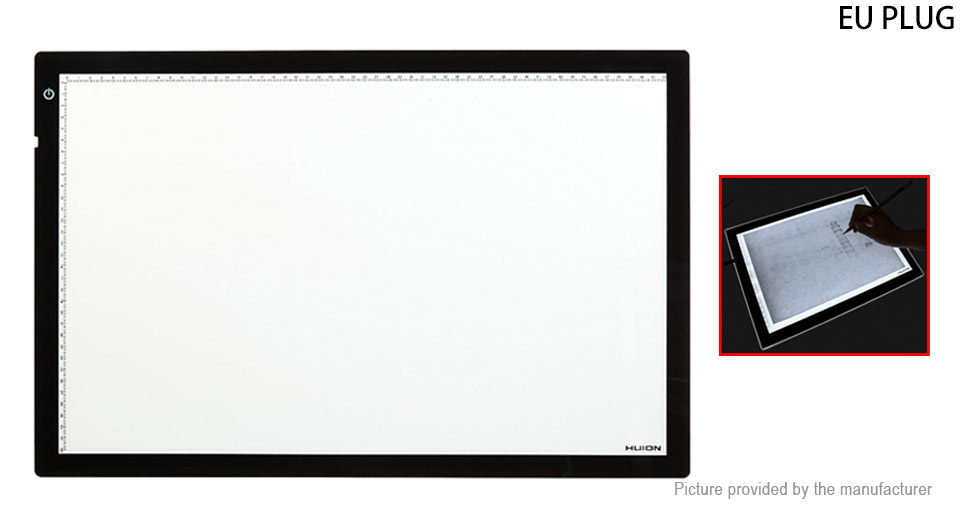Product Image: huion-a2-ultra-thin-26-8-led-light-tracing-board