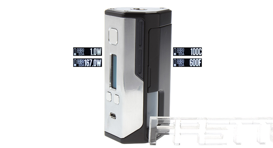 Product Image: authentic-lost-vape-drone-bf-dna166-squonker-box