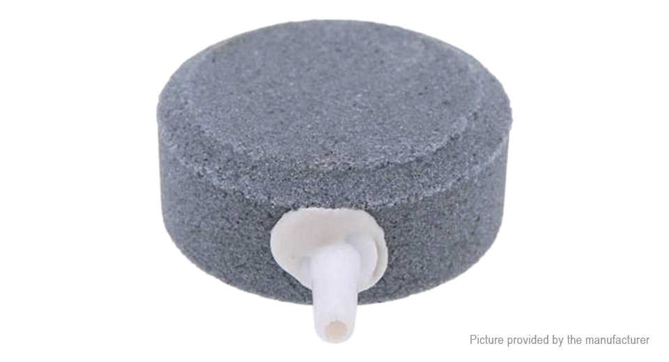 Fish Tank Aquarium Air Bubble Disk Stone Airstone