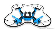HELIWAY 902 DIY Building Block R/C Quadcopter (Wifi FPV, 0.3MP Camera)
