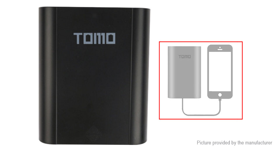 Product Image: tomo-m4-diy-4-18650-li-ion-battery-smart-power