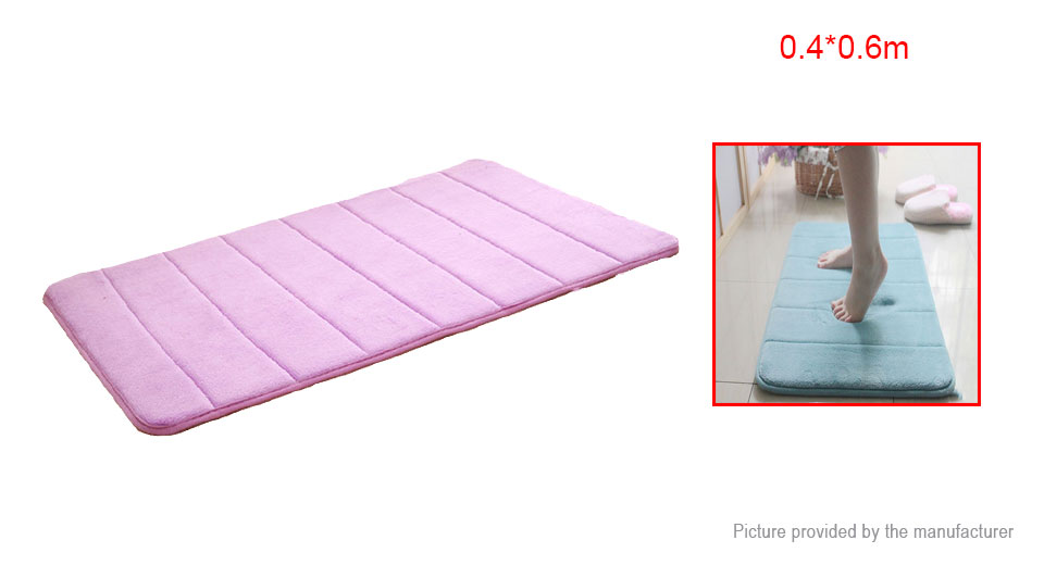 Product Image: memory-foam-bath-rug-coral-fleece-bathroom-mat