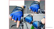 INBIKE Outdoor Cycling Bicycle Non-slip Half-finger Gloves (Pair/Size M)