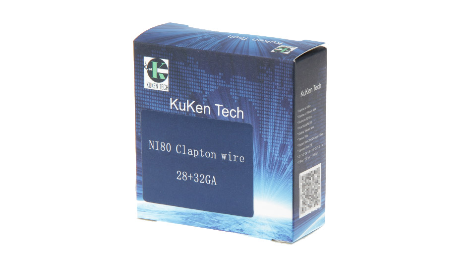 $5.70 Kuken Tech Nichrome 80 Heating Wire - authentic / 28 + 32 AWG ...