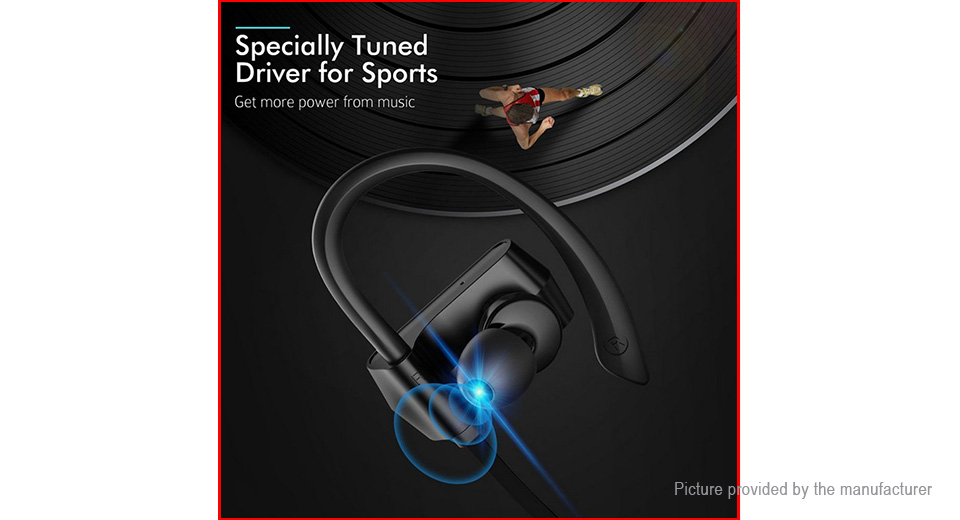 LE ZHONG DA CX-4 Sports Bluetooth V4.1+EDR Headset
