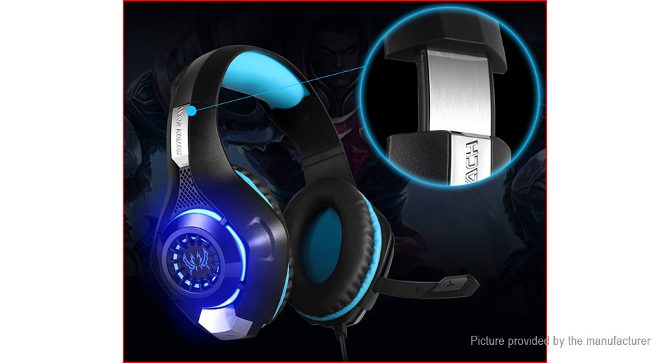 KOTION EACH GS400 3.5mm Wired Gaming Headphone