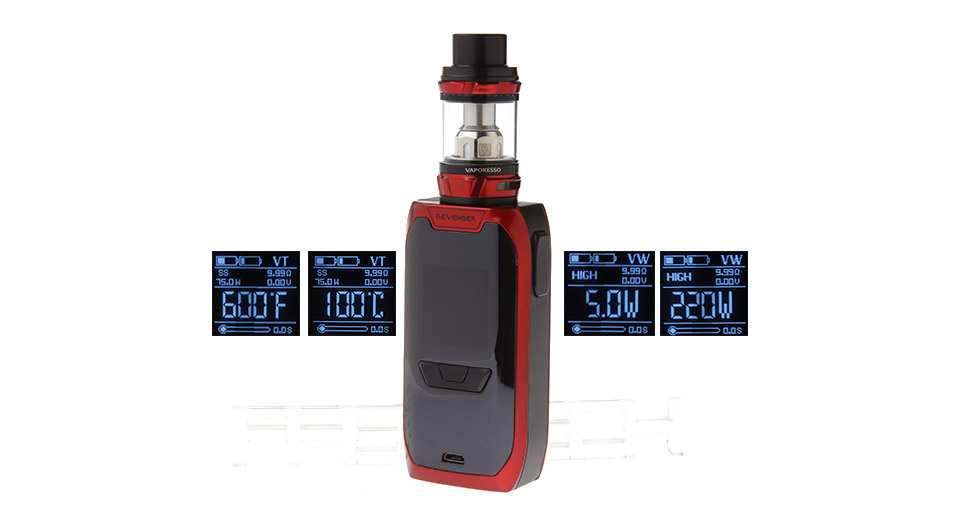 Product Image: authentic-vaporesso-revenger-220w-kit-w-nrg-tank