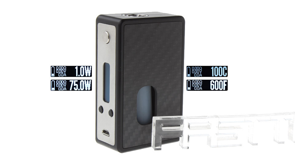 Product Image: yftk-sva-styled-75w-tc-vw-apv-box-mod