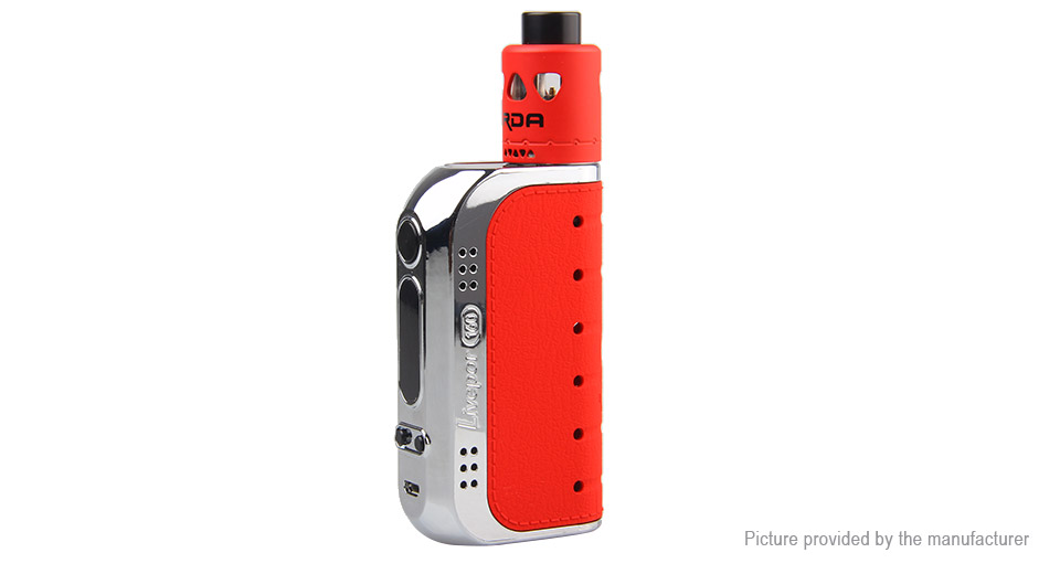 Product Image: authentic-yosta-livepor-160w-tc-vw-apv-box-mod-kit