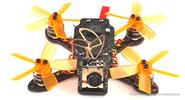 Happymodel Toad 90 FPV Drone R/C Quadcopter (BNF, DSM2/DSMX Receiver)