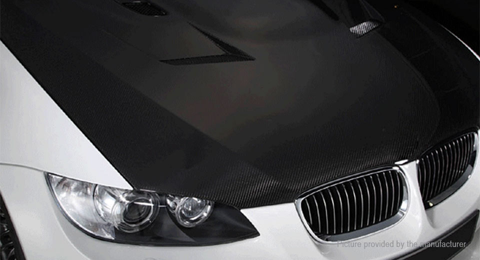 3D Carbon Fiber Vinyl Wrap Film Car Vehicle Sticker Sheet Roll DIY Decal