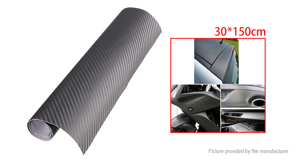 Product Image: 3d-carbon-fiber-vinyl-wrap-film-car-vehicle