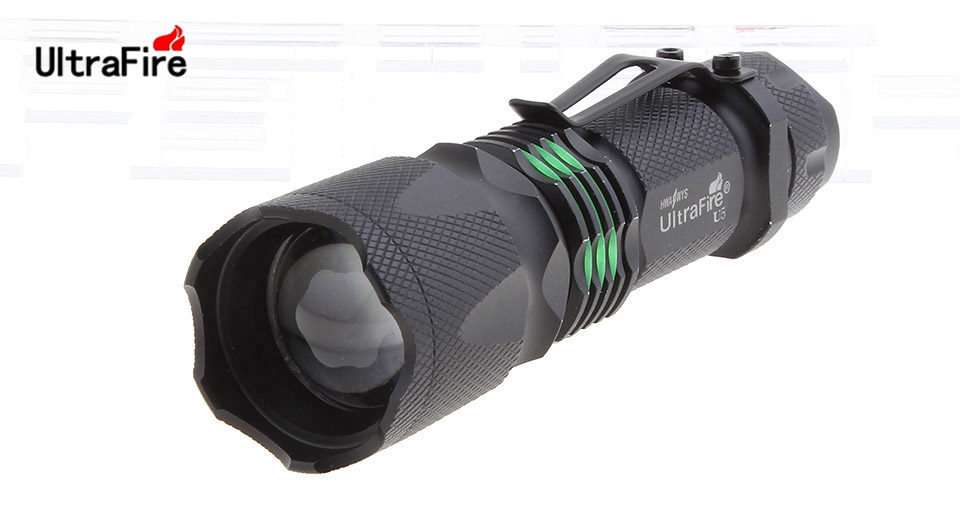 Product Image: authentic-ultrafire-u5-super-v-tactical-led