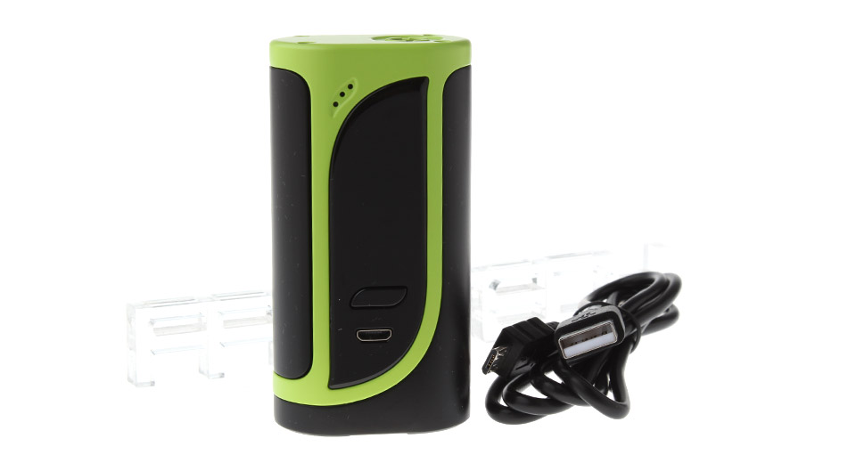 Authentic Eleaf iKonn 220 220W VW TC APV Box Mod (Greenery Black)