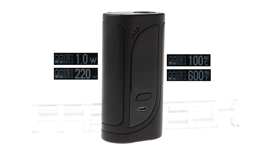 Product Image: authentic-eleaf-ikonn-220-220w-vw-tc-apv-box-mod