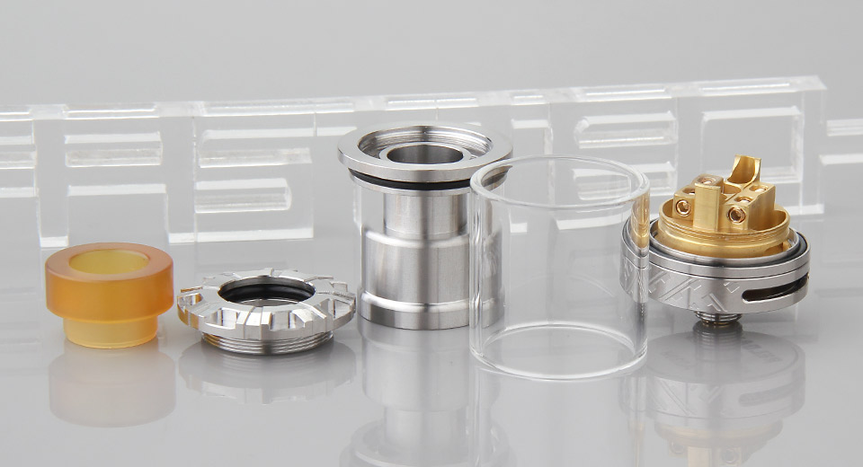 Kindbright Reload Styled RTA Rebuildable Tank Atomizer