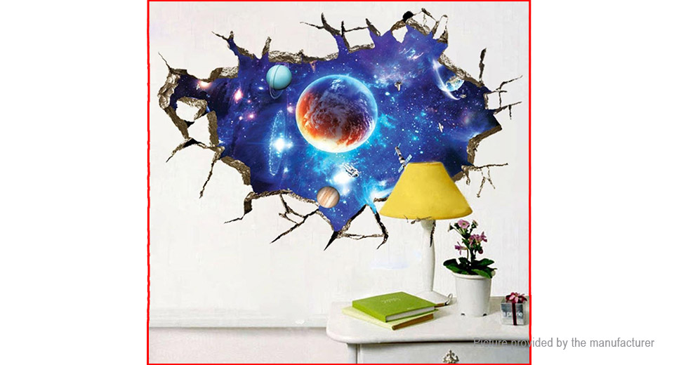 Dream Starry Sky Styled Wall Sticker Home Decor