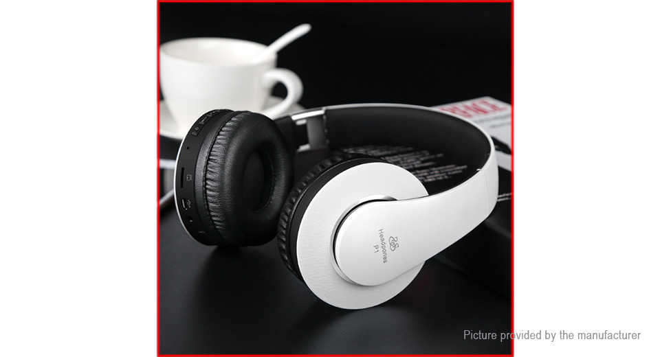 Product Image: picun-p1-heavy-bass-folding-bluetooth-v4-0-headset