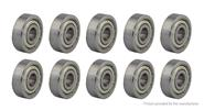 JVB Deep Groove Ball Bearing (10-Pack)