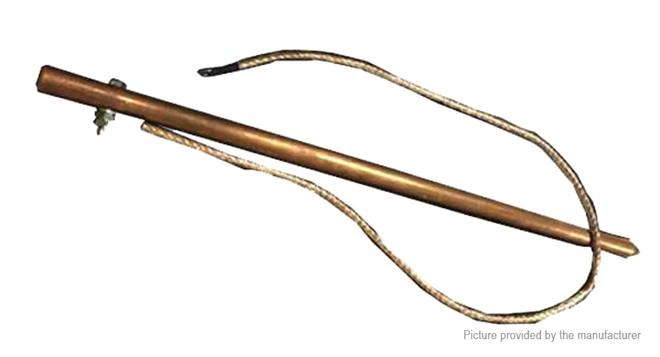 $29 15 Grounding Wire Copper Plating Grounding Rod Lightning Protection for  Tesla at FastTech - Worldwide Free Shipping