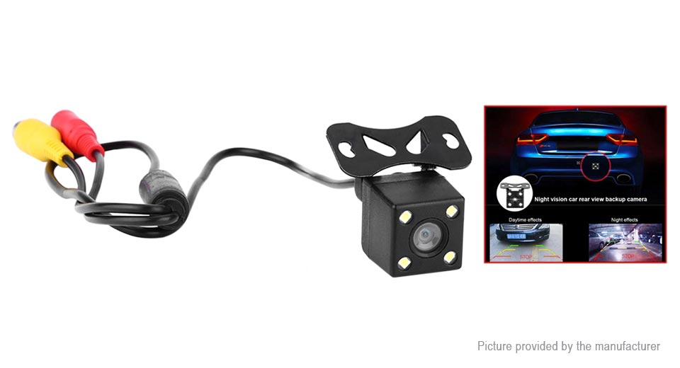 Product Image: cam520-car-rear-view-reverse-backup-camera