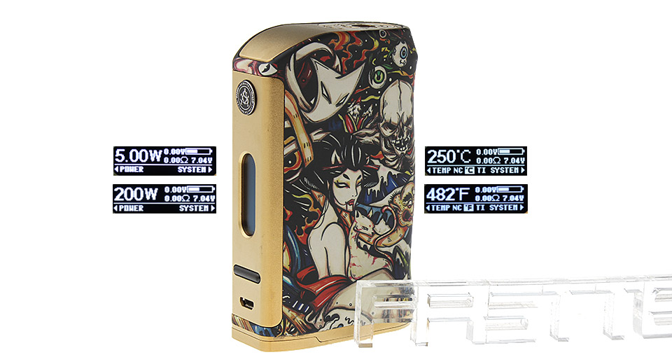 Product Image: authentic-asvape-michael-200w-tc-vw-apv-box-mod