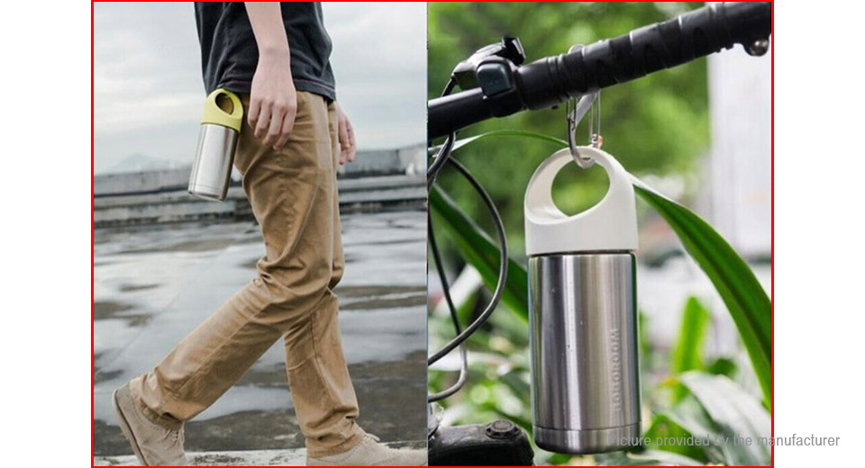 Outdoor Sports Travel Stainless Steel Thermos Water Bottle Vacuum Cup (500ml)