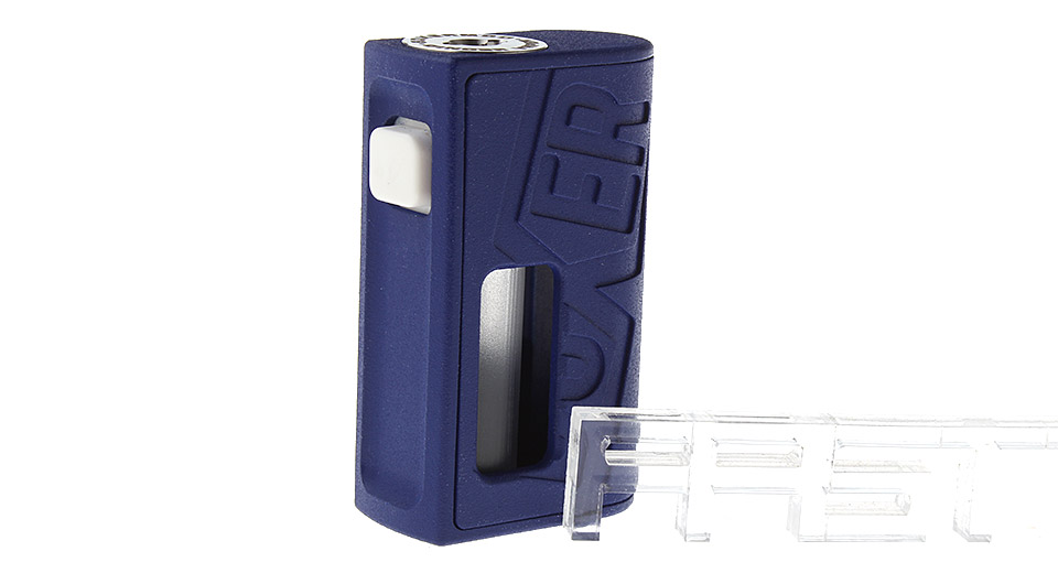 $8.88 Boxer Styled 18650 Mechanical Squonk Box Mod - 1*18650 / built-in 8ml squonk bottle at FastTech - Free Shipping